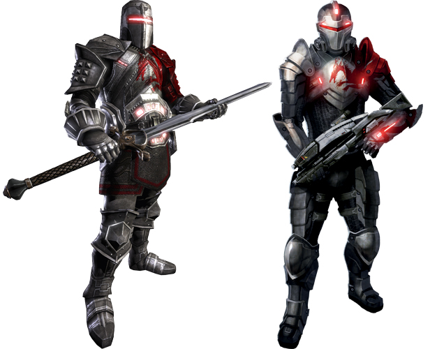Blood_Dragon_Armor I don't update this site much, mostly because I'm busy